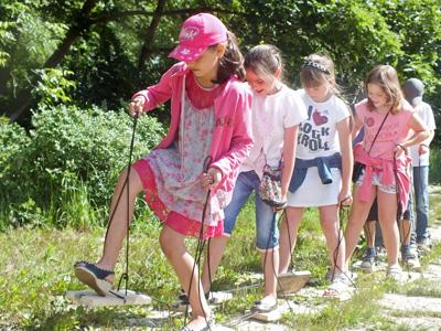 Зарница конкурсы в летнем лагере